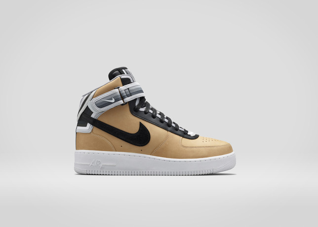 Riccardo Tisci x Nike Air Force 1 beige mid