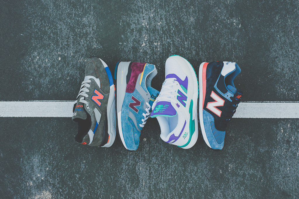 New Balance M998DTE « Connoisseur Painters »