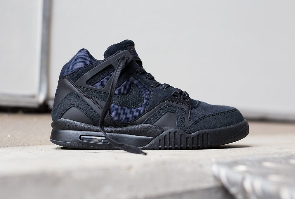 Nike Air Tech Challenge II Black / Obsidian