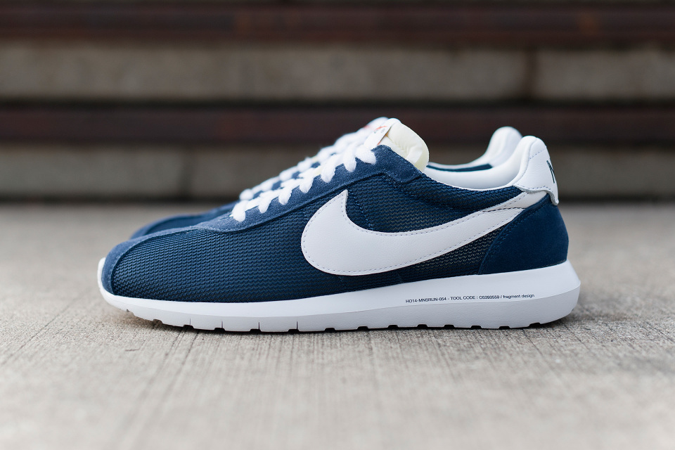 fragment design x Nike Roshe LD-1000 SP « Dark Navy »