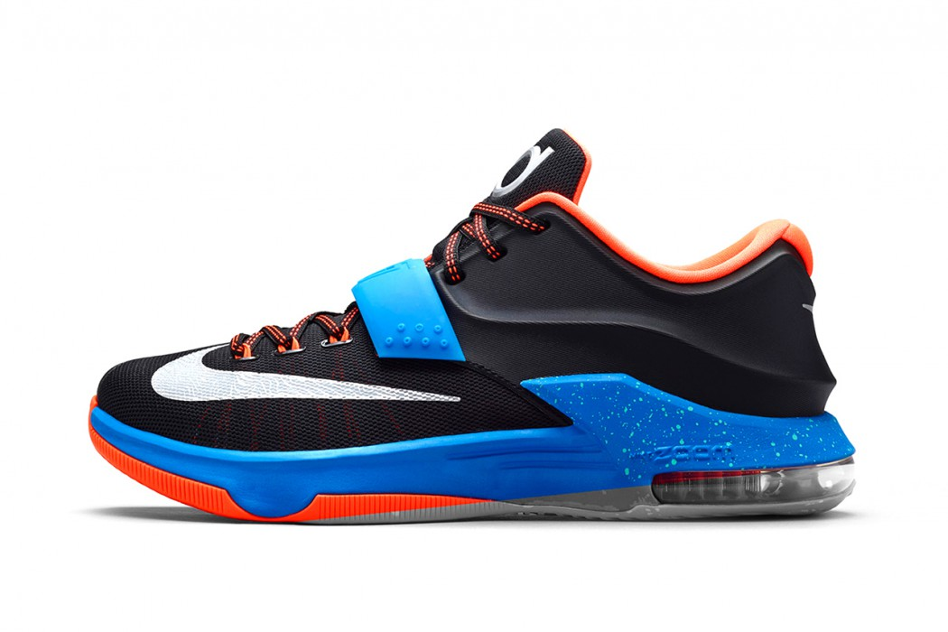 """Nike KD7 """"On The Road"""""""