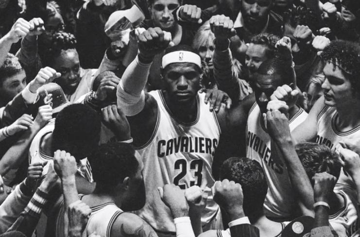 Together, le magnifique film de Nike en l'honneur de Lebron James
