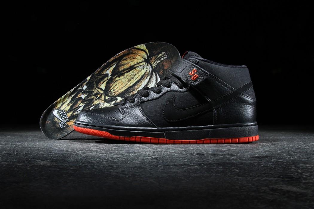 "Nike SB Dunk Mid Pro ""Halloween"""