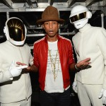 Pharrell Williams x Daft Punk : gust of wind