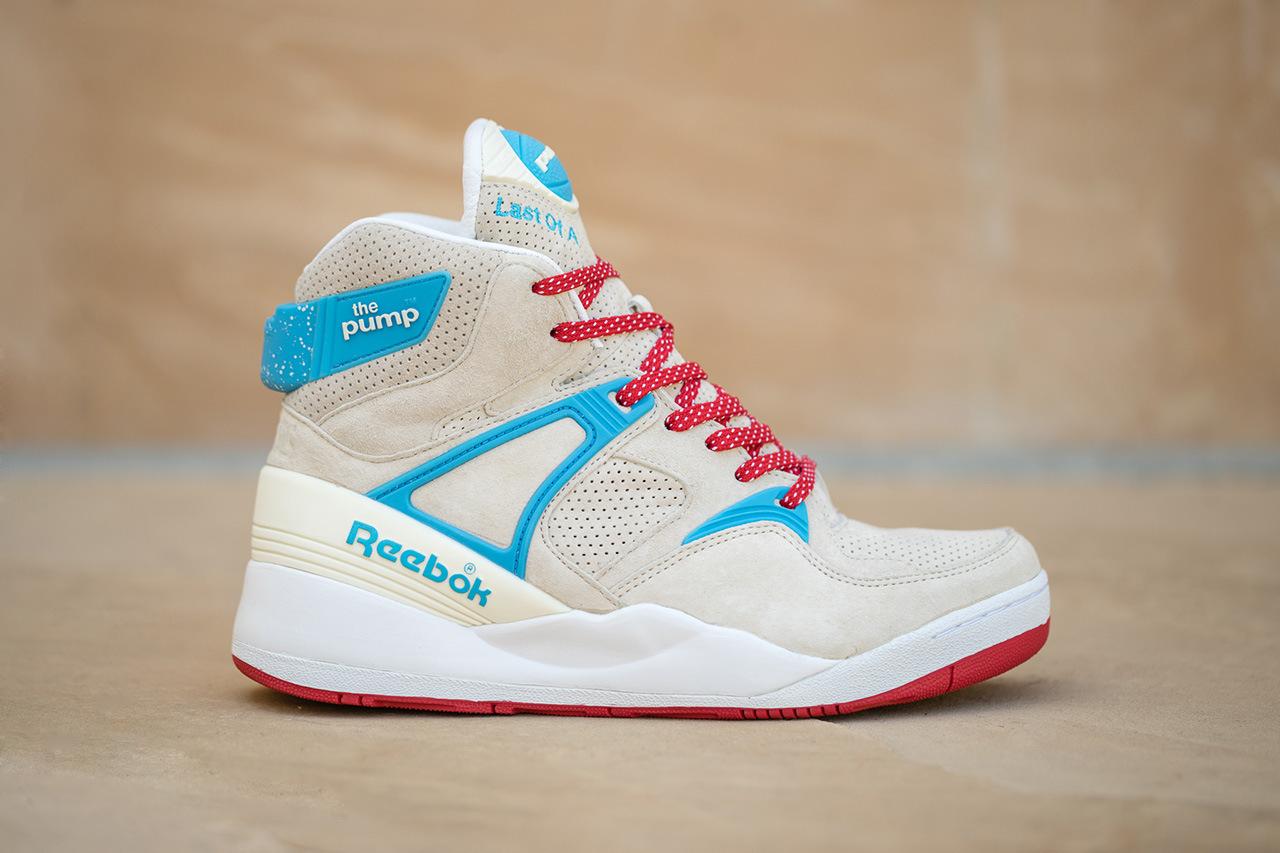 Sneaker Politics x Reebok Pump 25th Anniversary