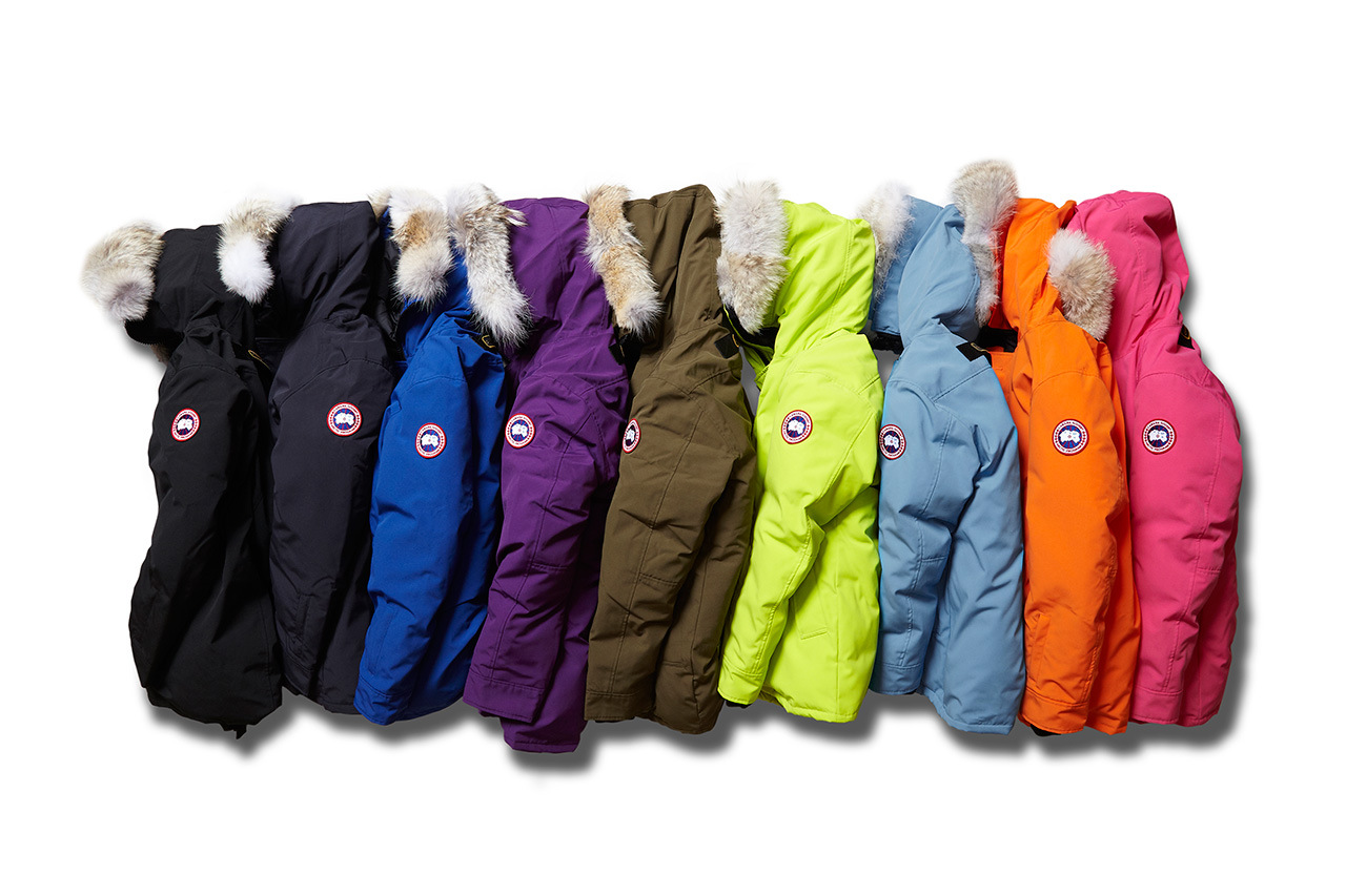 Canada Goose x SOPHNET : Collection Capsule 2014