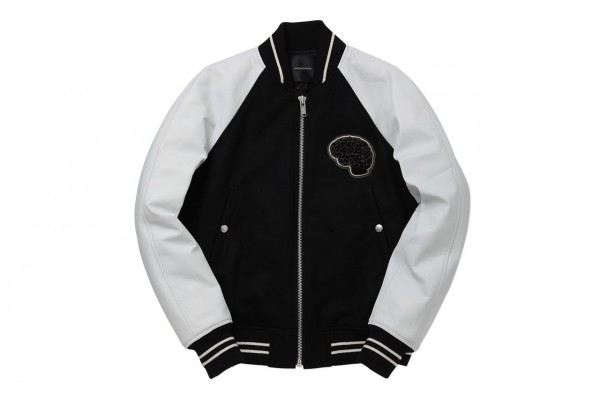 "UNDERCOVER 2014 : Varsity Jacket exclusif ""JUST LIKE HONEYEE"""