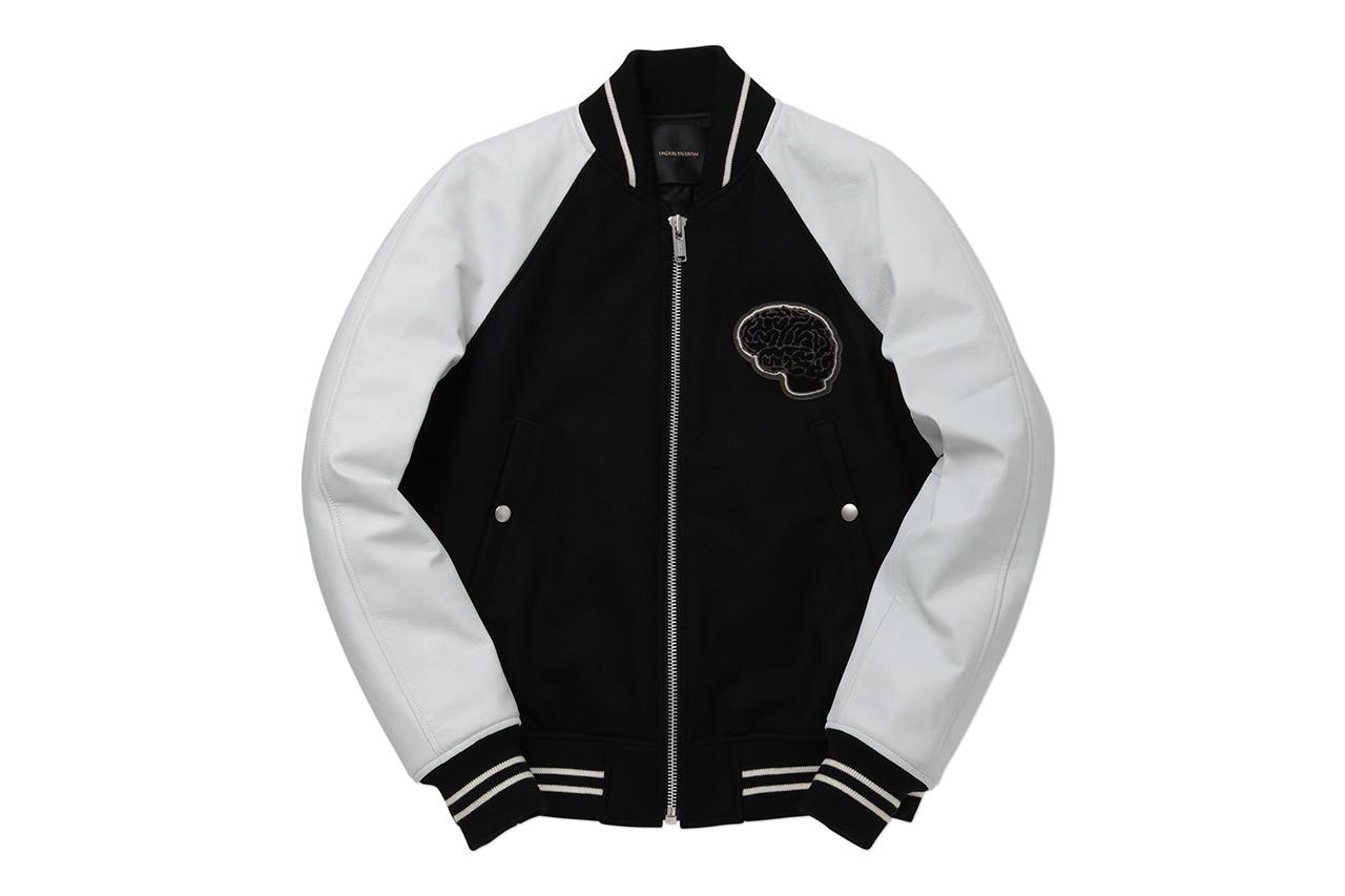 UNDERCOVER 2014 : Varsity Jacket exclusif «JUST LIKE HONEYEE»