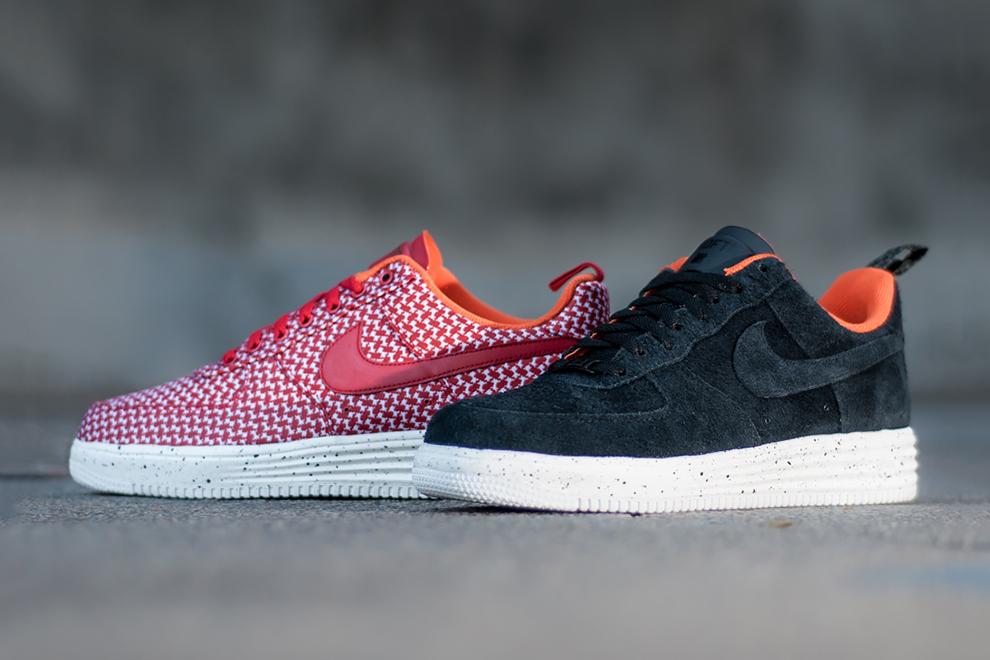 UNDFTD x Nike Lunar Force 1 Low
