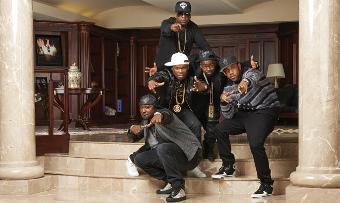 « The G-Unit reunion », le documentaire signé XXL (complet)