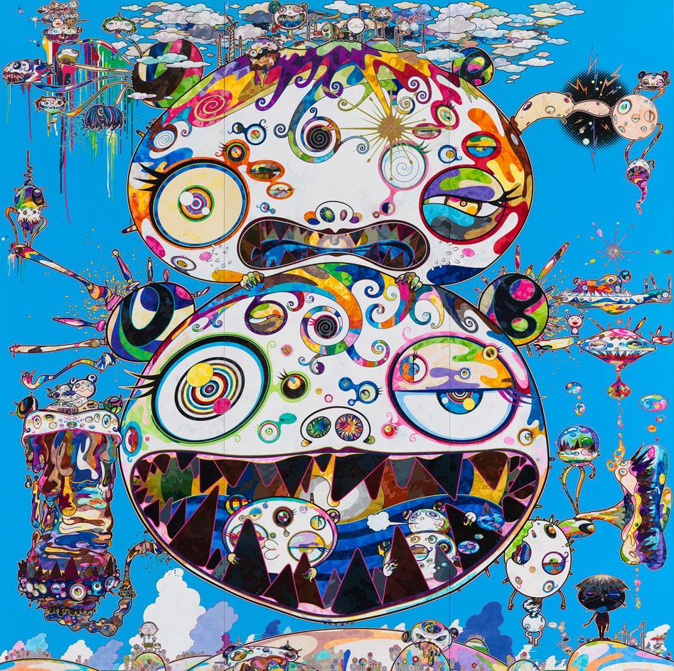 Takashi Murakami, Gagosian Gallery, New York, Japon