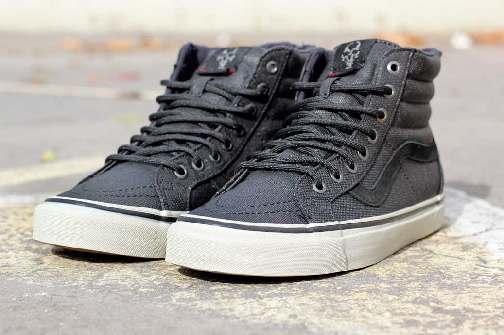 Vans Sk8-Hi Darkside initiative