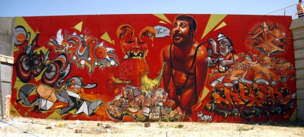 Belin Street Art