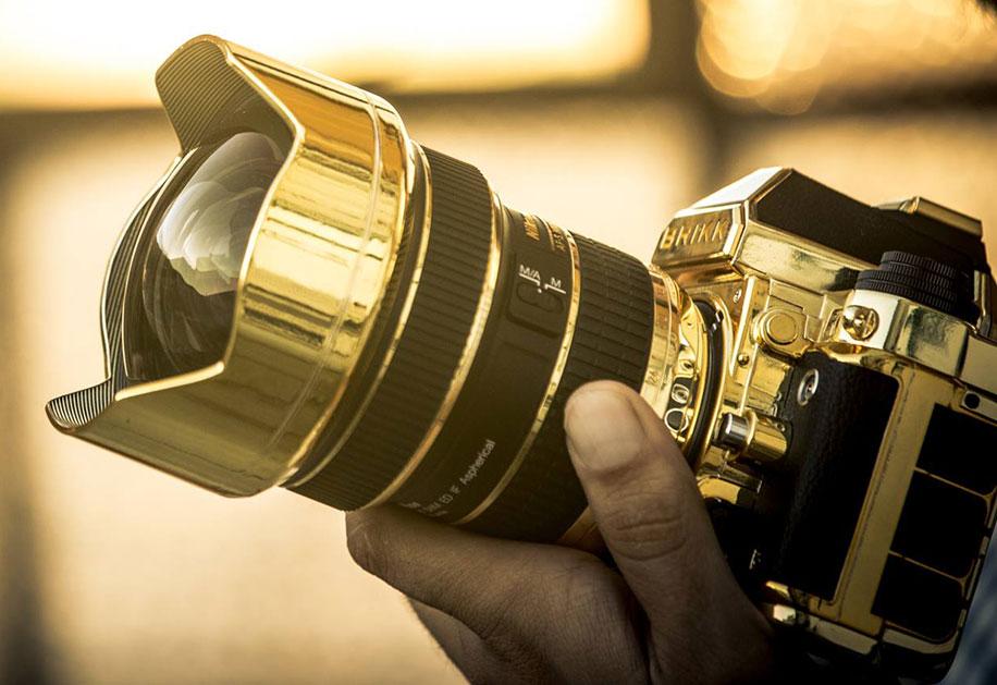 Le Nikon 24 carats de Brikk