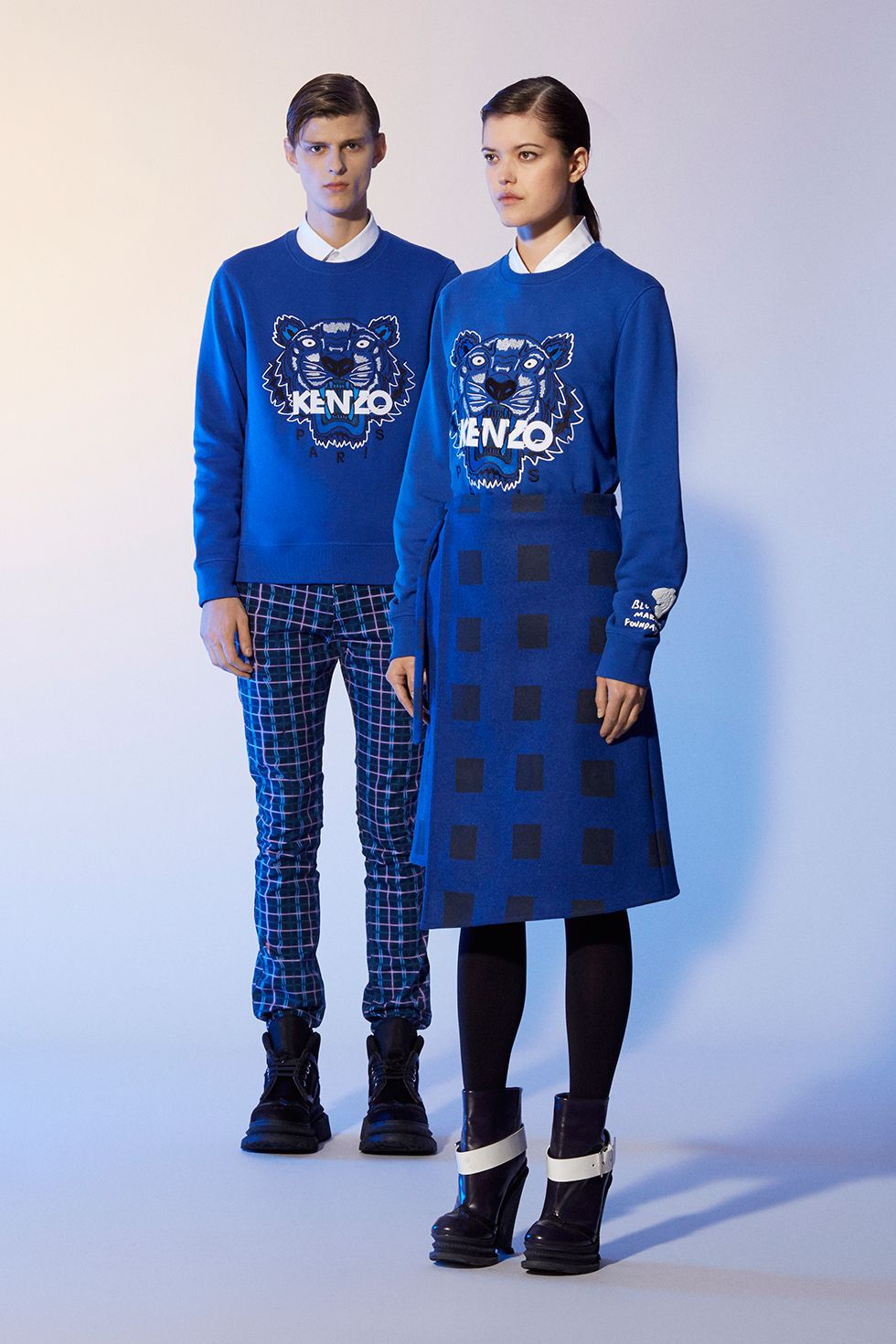 KENZO x Blue Marine Foundation: une édition limitée de l'emblématique sweatshirt «Tiger»
