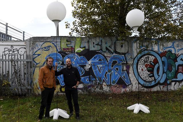 Lichtgrenze Berlin 2014