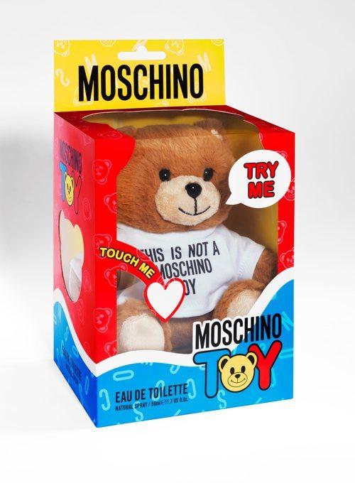 Moschino, Toy le nouveau parfum à découvrir on Trends Periodical !