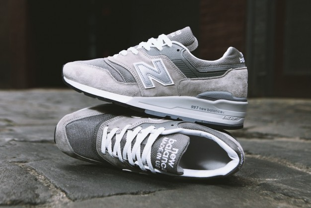 New Balance M997GY Made In USA – Exclusivité Up There