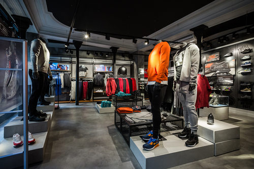 Nike et le BHV Marais s'associent !