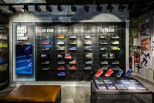 BHV & Nike, la nouvelle adresse running !