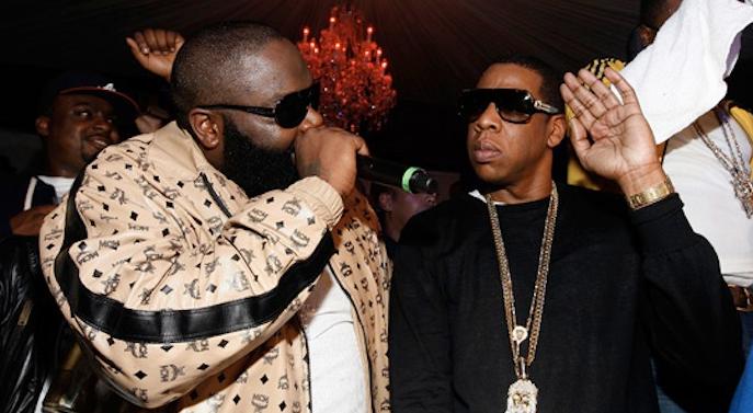 Rick Ross x Jay Z – Movin' Bass , le nouveau son de Hood Billionaire