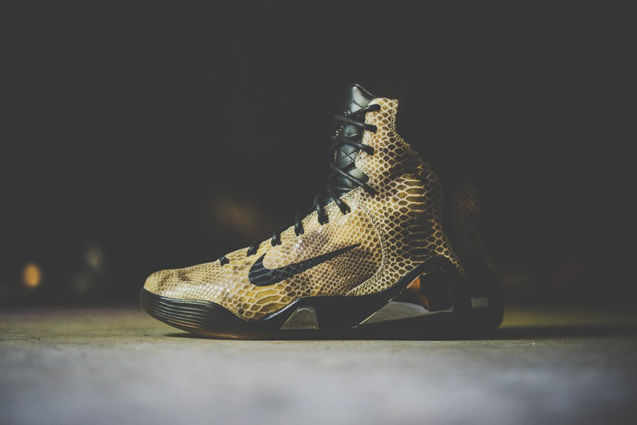 Nike Kobe IX High EXT QS «Snakeskin»
