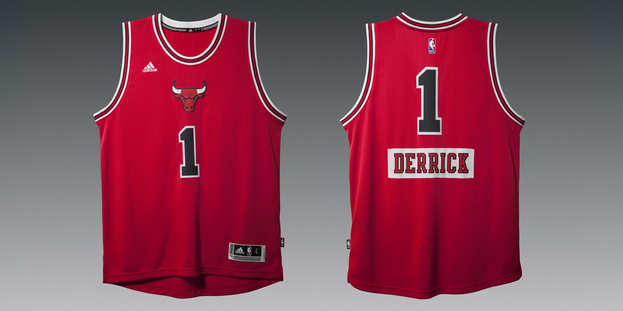 Adidas x NBA : Nouveaux maillots pour Noël !