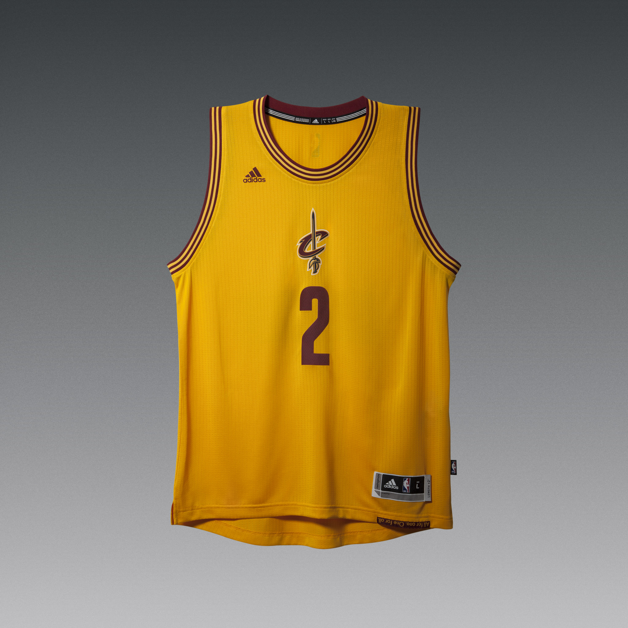 adidas-NBA Christmas Day, Cleveland Cavaliers