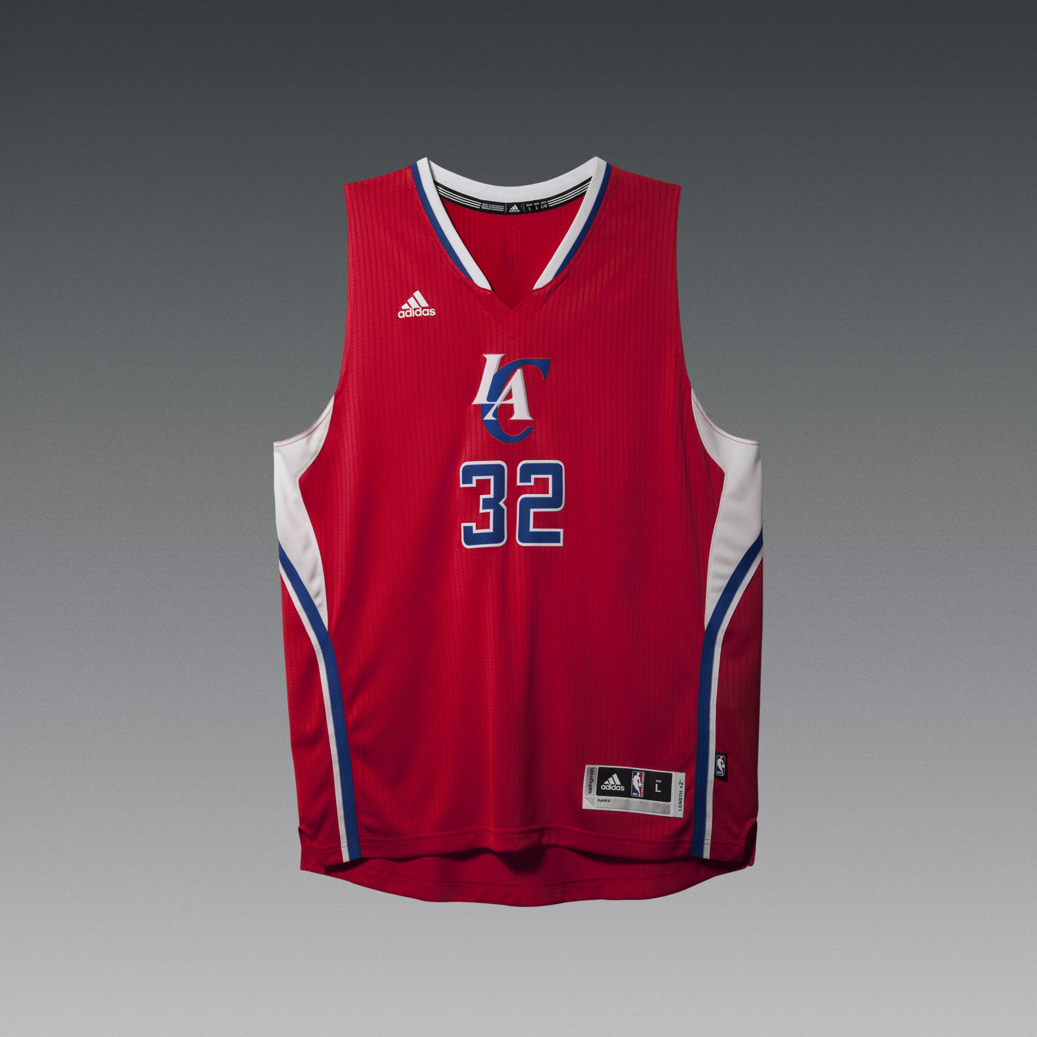 adidas-NBA Christmas Day, LA Clippers