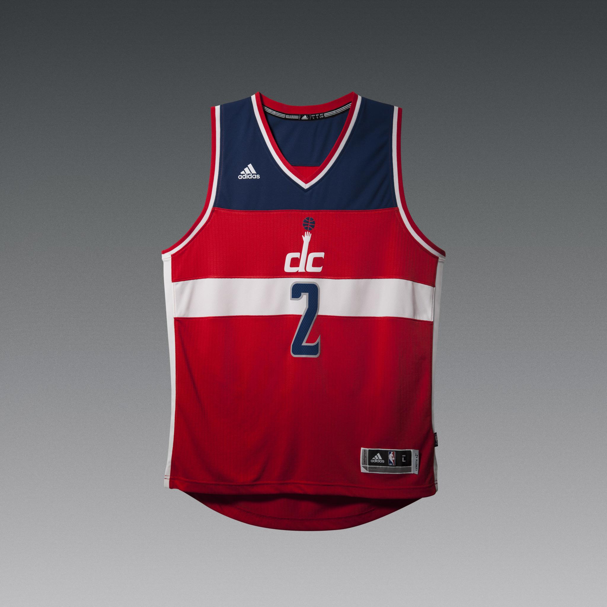 adidas NBA Christmas Day, Washinton Wizards