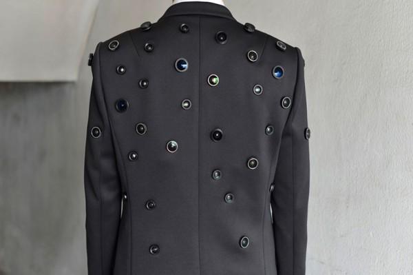surveillance aposematic jacket veste
