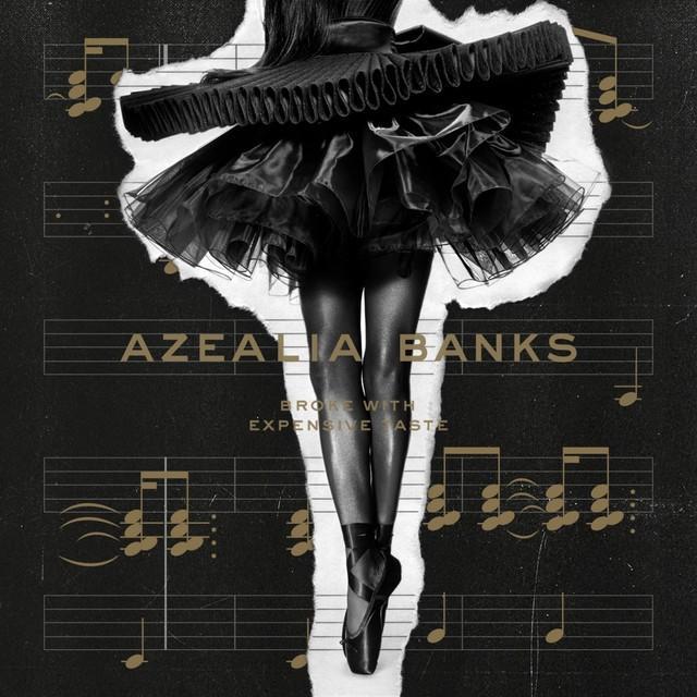Azealia Banks dévoile son nouvel album, «Broke With Expensive Taste», après deux ans d'attente !