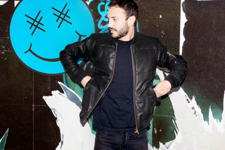 Le bomber Brodinski x Surface To Air