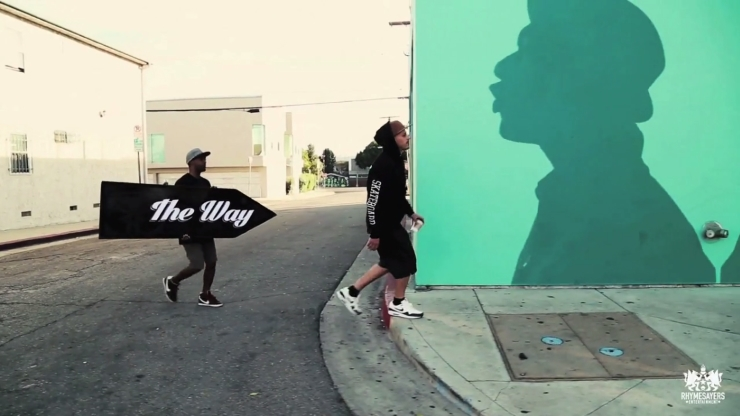 Dilated Peoples, « Show me the way », le clip