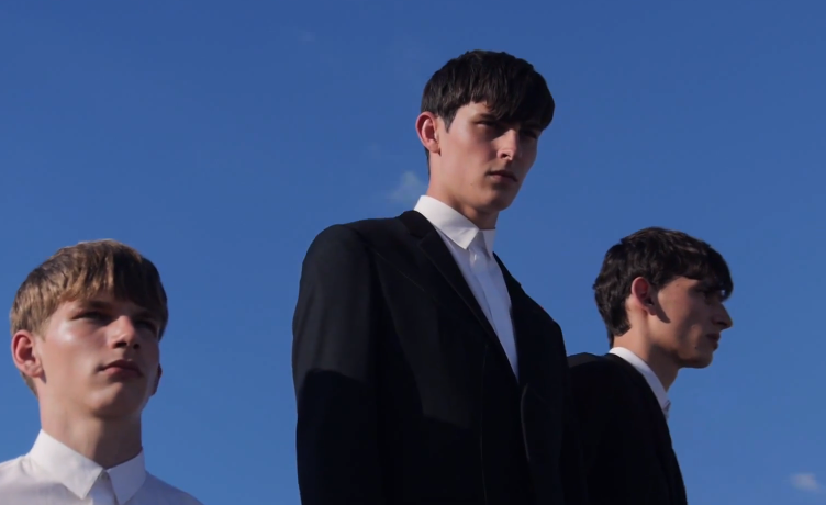 Dior Homme, le film 2015 sous influences electro
