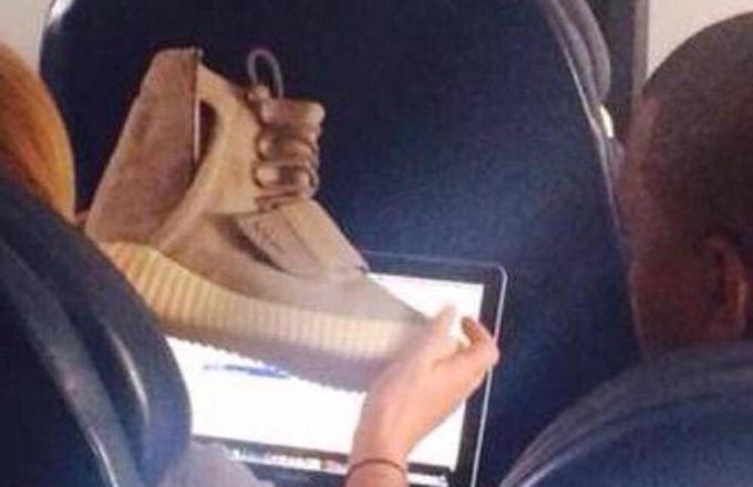 La Yeezy 3, collab Kanye West x Adidas a leakée !