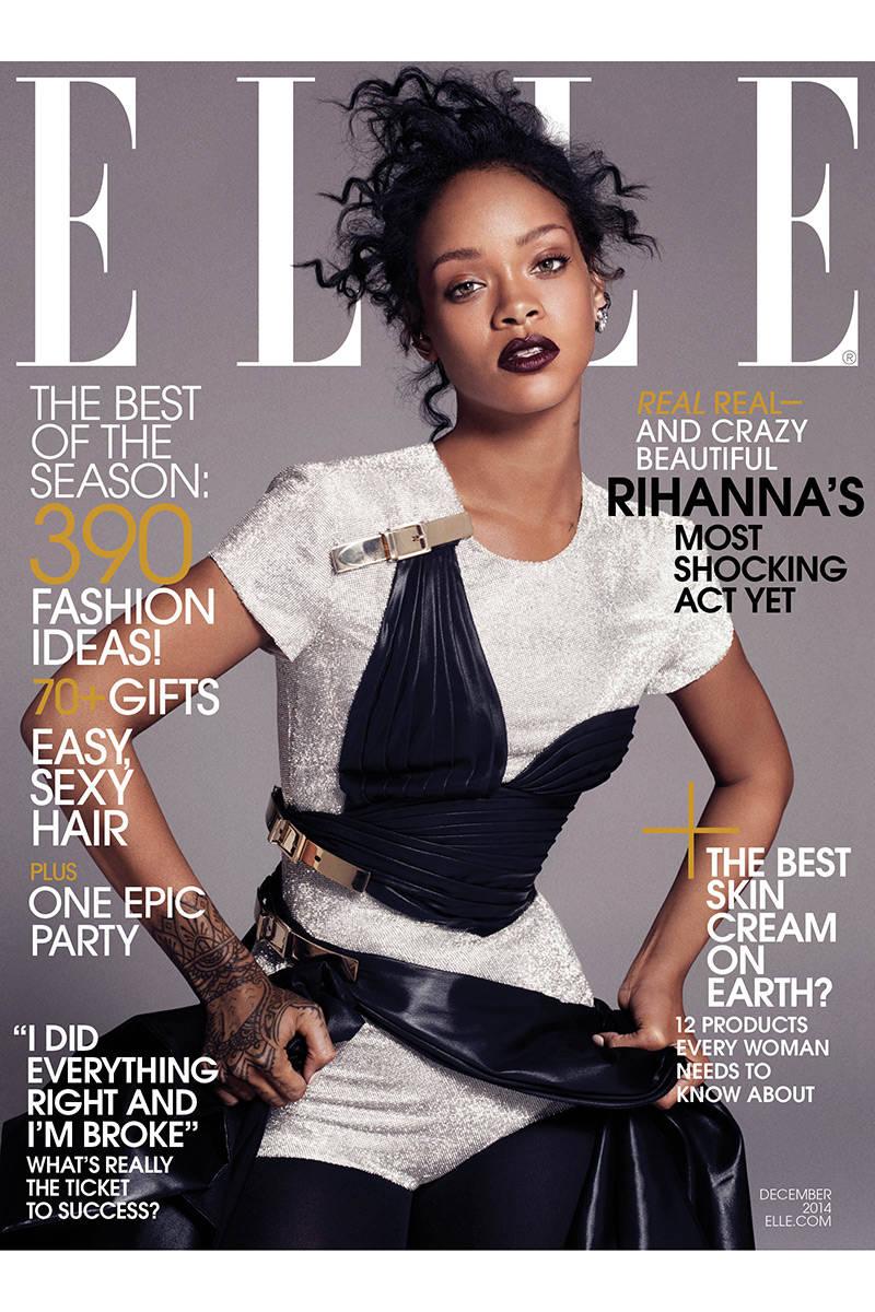 Elle Rihanna Cover