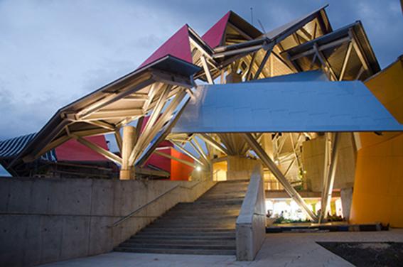 Frank Gehry, de Paname à Panama City