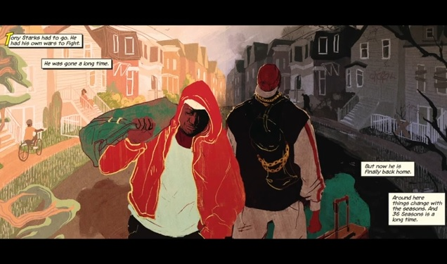 Ghostface Killah feat. Kool G Rap, AZ & Tre Williams, « The Battlefield »