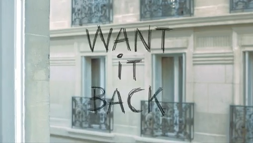 Guts « Want it back » en featuring avec Patrice, le clip