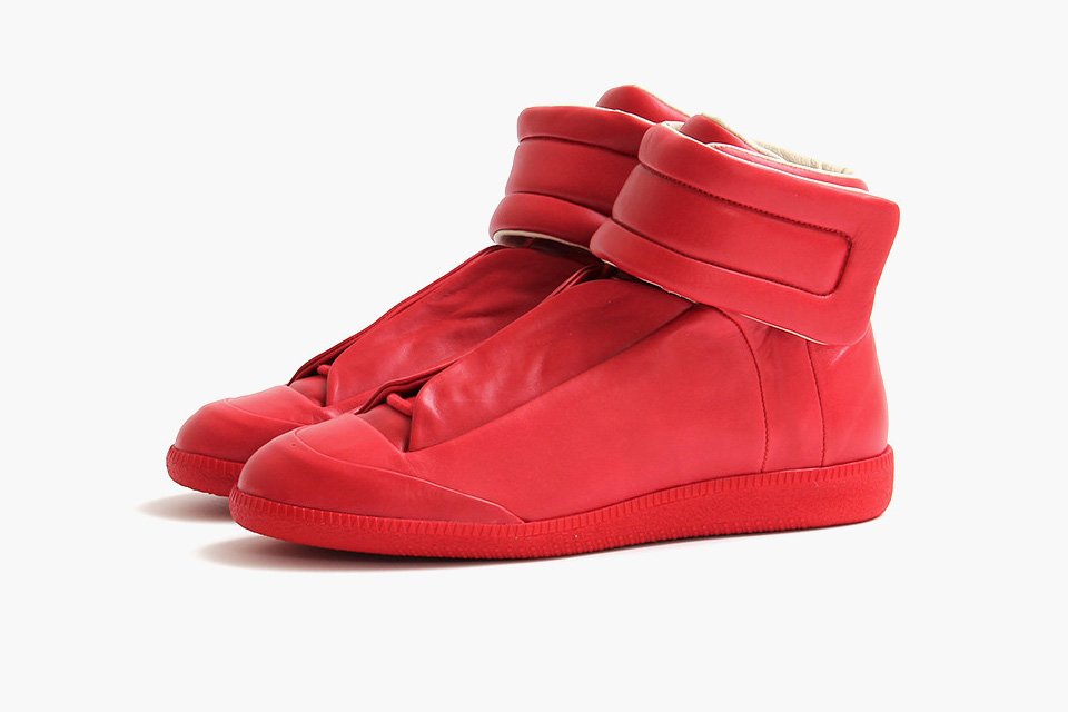 La version Yeezy-esque de la Future High Top de Maison Martin Margiela