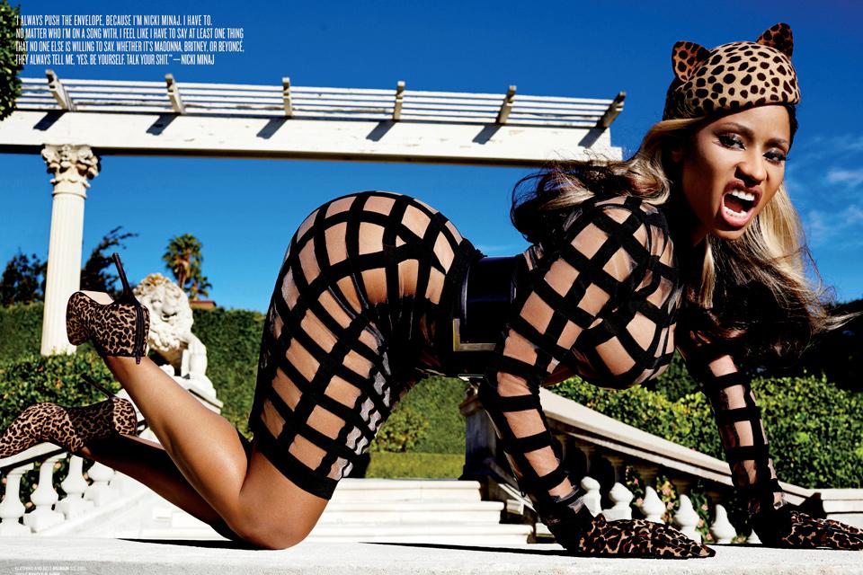 Nicki Minaj Magazine 3