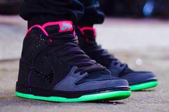 Nike SB Dunk High « Yeezy »