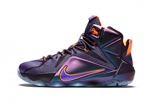"""Nike dévoile les éditions """"Instinct"""" & """"Six Meridians"""" de la LeBron 12"""