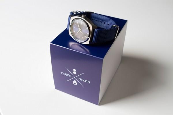 La montre Nixon x Colette hiver 2014