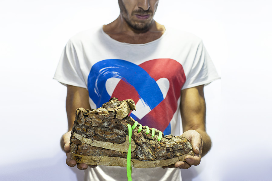 Just Grow it! Les Nike végétales de Christophe Guinet