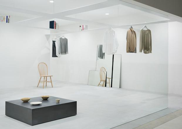 Concept store BEIGE, Nendo et l'apesanteur