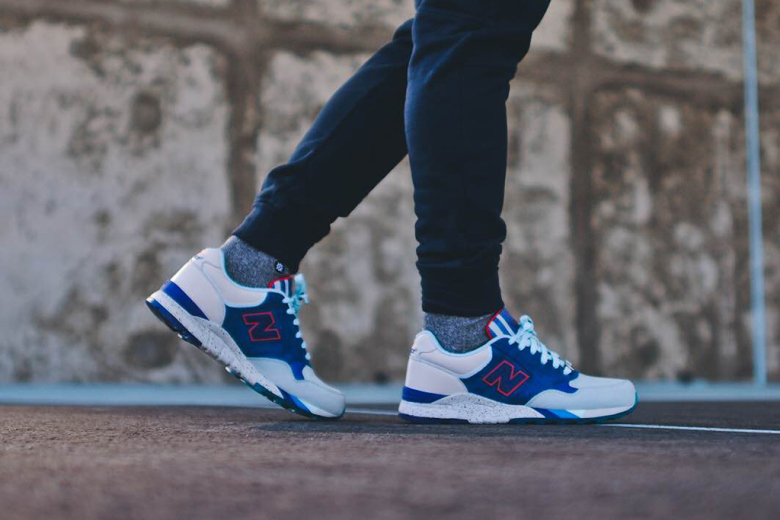 Ronnie Fieg x New Balance 580 « Brooklyn Bridge »