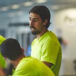 Sami Khedira rend visite aux jeunes de la Nike Academy