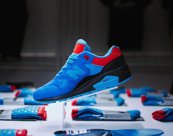 nouvelle new balance bleu